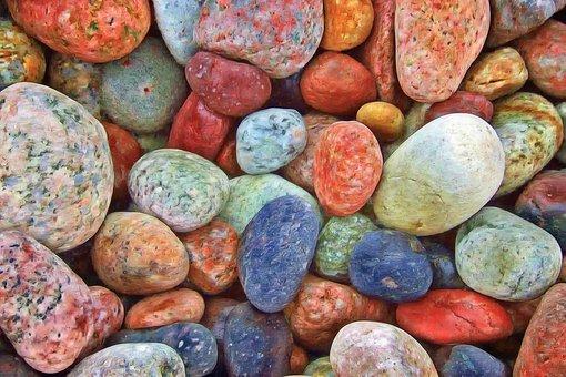 石, 岩, 小石, 静かな, 禅, バランス, 自然, ハーモニー, ランダム