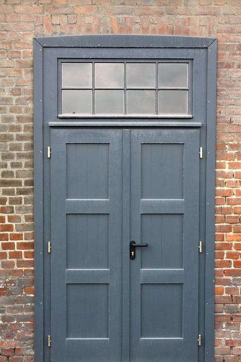Door Wall Doors Decorative Wood Window & Free photo: Door Wall Doors Decorative Wood - Free Image on ... Pezcame.Com