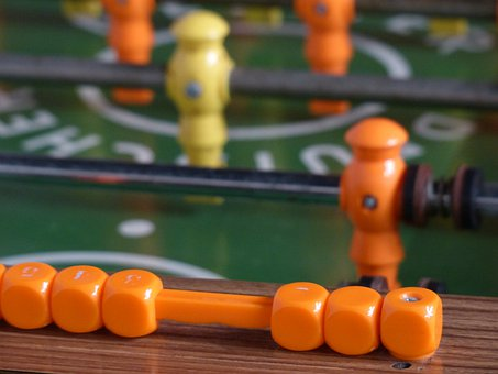 Table Football, Counter, Counting Unit