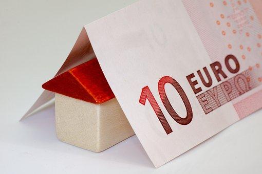 Argent, Euro, Billet De Banque
