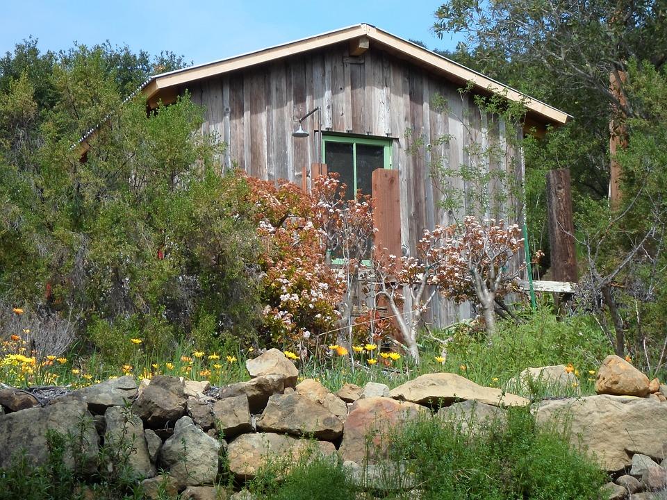 Foto gratis casa de campo yardas casa casas imagen - Jardines para casas de campo ...