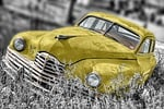 oldtimer, car, old