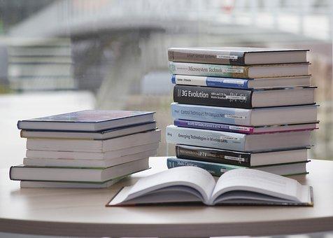 书, 堆栈, 学习, 知识, 图书馆, 阅读, 教育, 堆栈的书籍