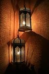 lanterns, lamps, decorative