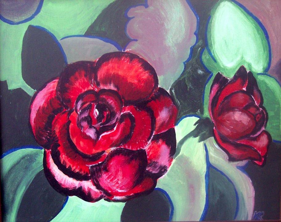 Kırmızı Gül çiçek Red Pixabayde ücretsiz Fotoğraf