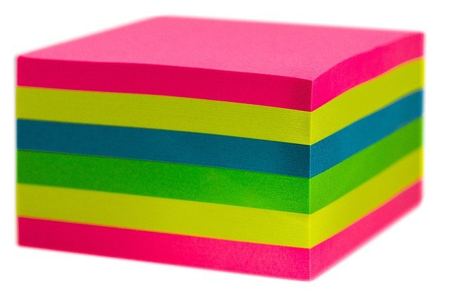 Free Photo Postit Post It Note List Free Image On