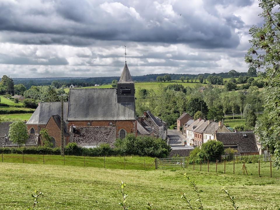 Free photo: Eppe-Sauvage, France, Landscape - Free Image on ...