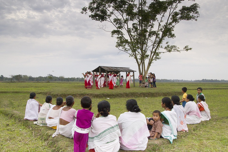 Travel To India Bihu, Dance, India, Assam, Travel, Culture, Vacation
