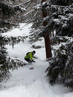 Snowboard, Freeride, Freeriding, Height