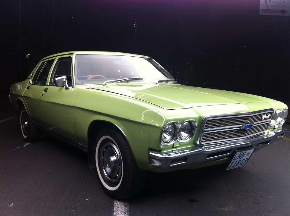 Car Classic Chevrolet Vintage · Free photo on Pixabay