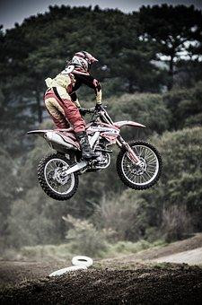 Dirt Bike, Motocross, Bike, Motorcycle