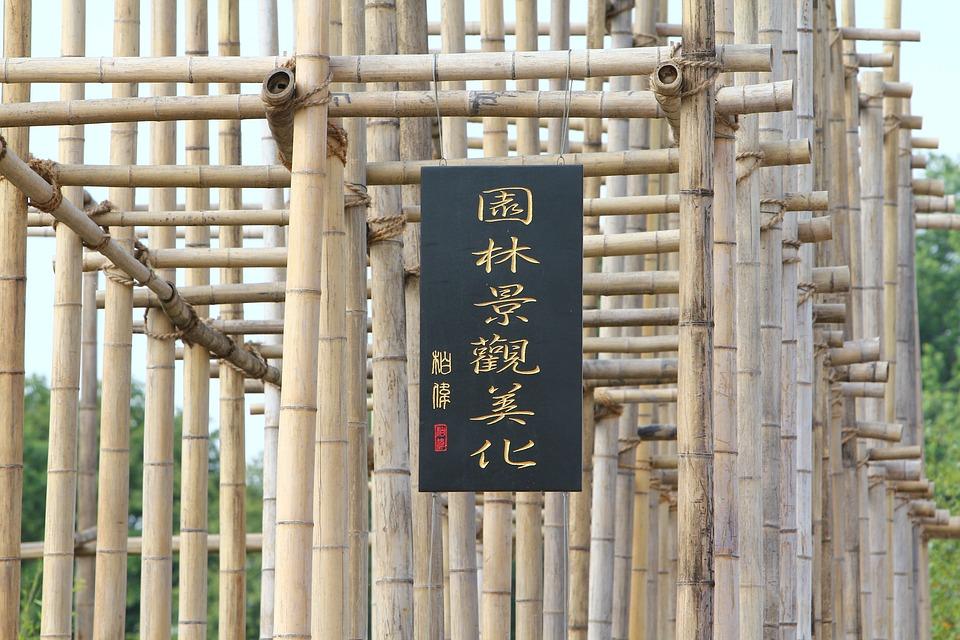 Kostenloses Foto: Japanischer Garten, Bambus - Kostenloses Bild ...