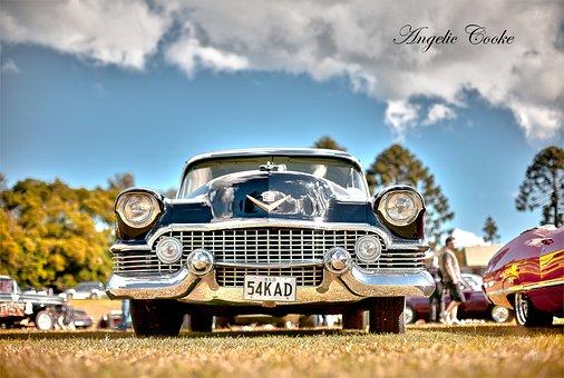 Vintage, Car, Classic Car, Automobiles