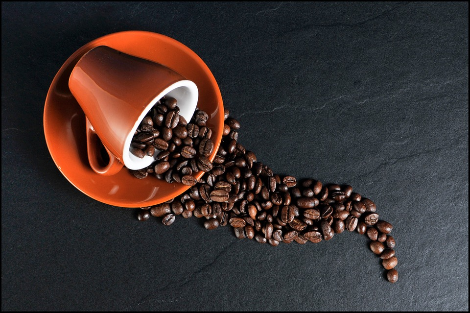 Coffee, Cup, Coffee Beans, Coffee Cup, Beans