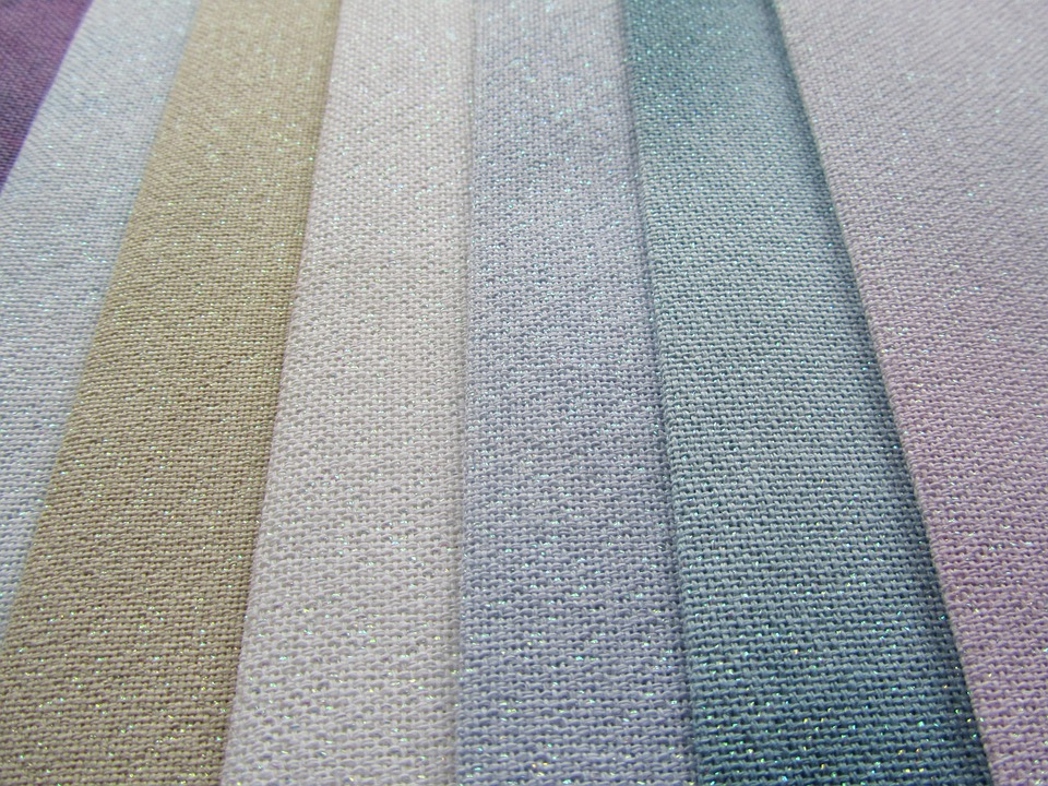 Opal Fabric Cross Stitch Hand - Free photo on Pixabay