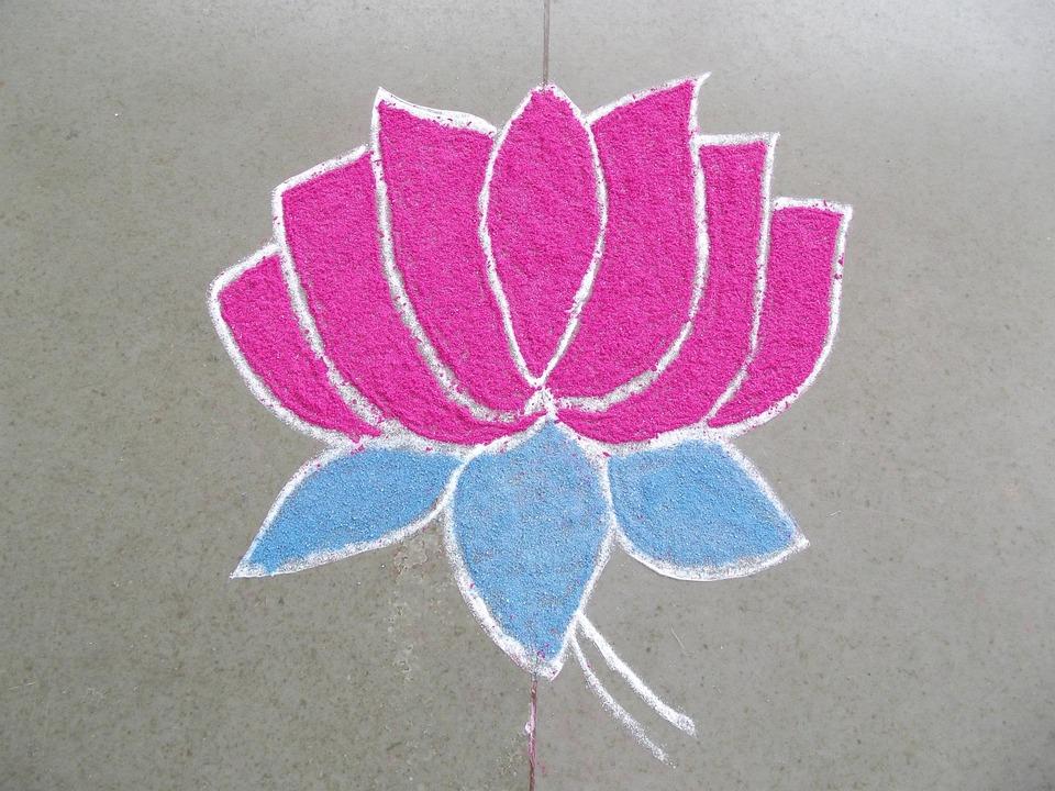 Fleur Lotus Dessin Photo Gratuite Sur Pixabay