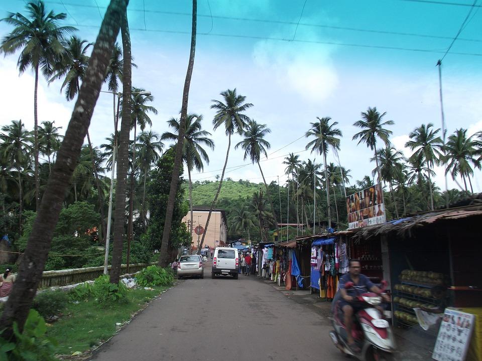 India Street Goa 183 Free Photo On Pixabay
