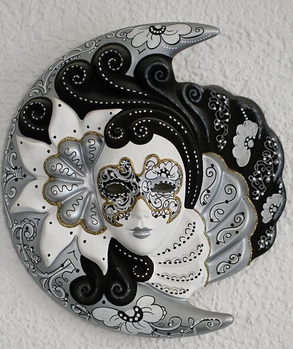Free Photo Venetian Mask Faces Venice Free Image On