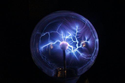 Plasma Ball, Plasma, Plasma Lamp