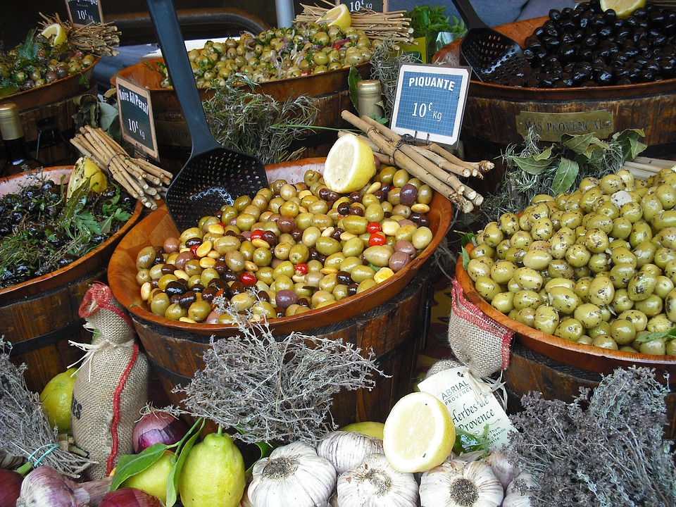 Food Market Cannes