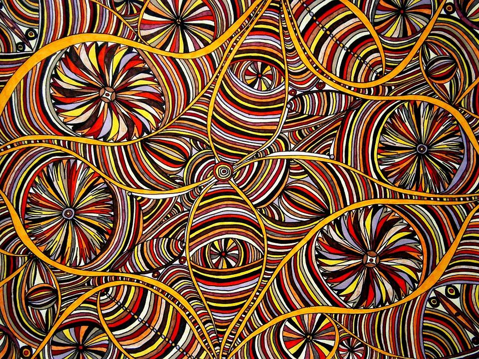 colorful drawings free image on pixabay