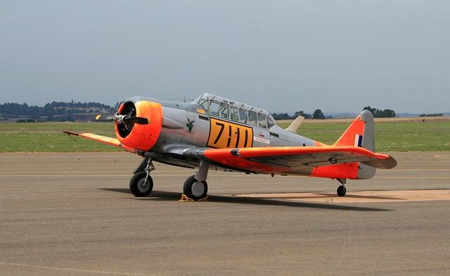 Amerikaanse Harvard Vliegtuigen 183 Gratis Foto Op Pixabay