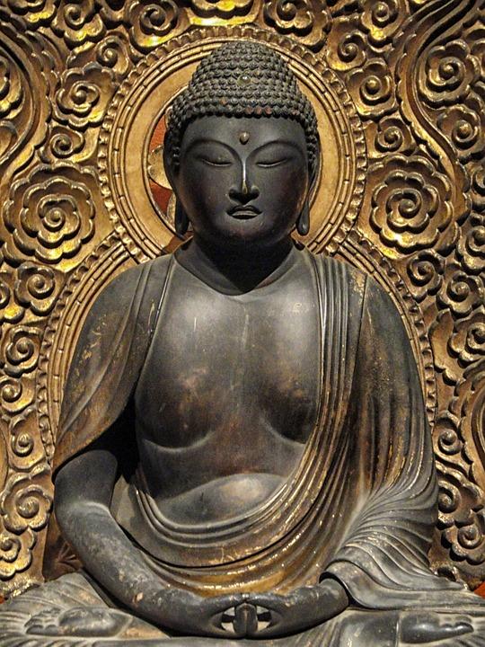 Buda Japn Japons Siglo Foto gratis en Pixabay
