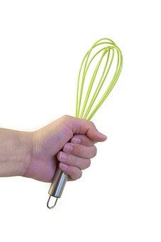 Hand, Kitchen Equipment, Whisk, Cooking