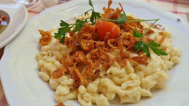 Käsespätzle- Austrian food