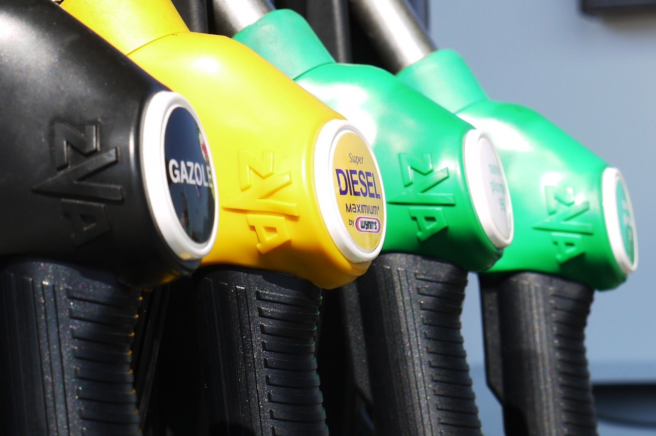 Benzine Diesel Gas - Gratis foto op Pixabay