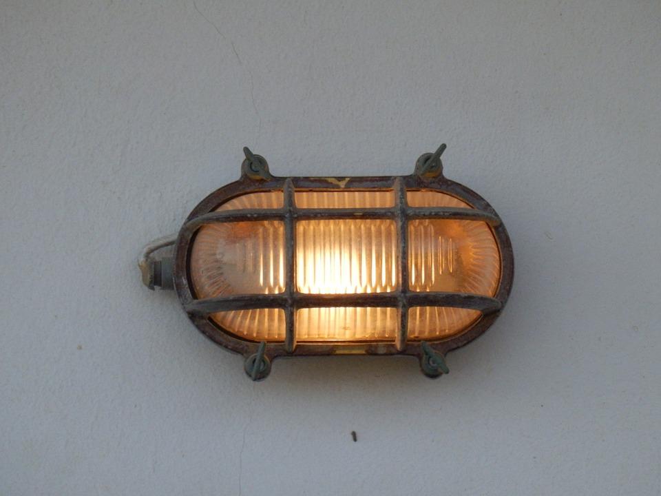 Genoeg Muur Licht Verlichting Lichtpunt · Gratis foto op Pixabay &IB85