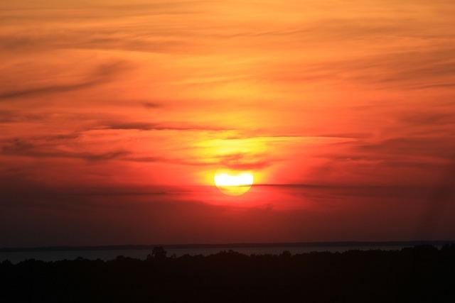 Sunset Landscape Wisconsin 183 Free Photo On Pixabay