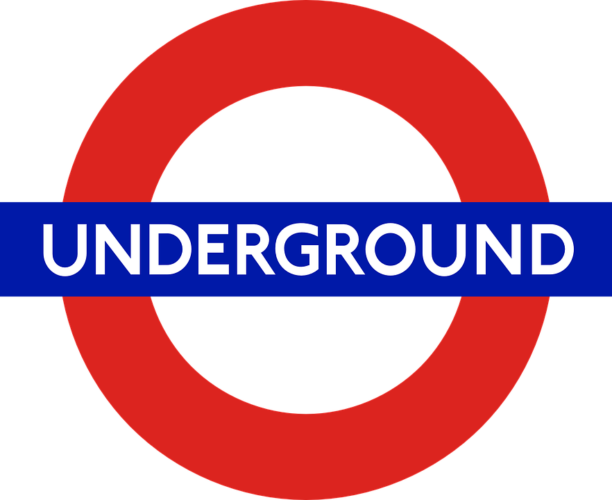 london metro underground free vector graphic on pixabay