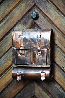 Mailbox, Post, Letter Boxes
