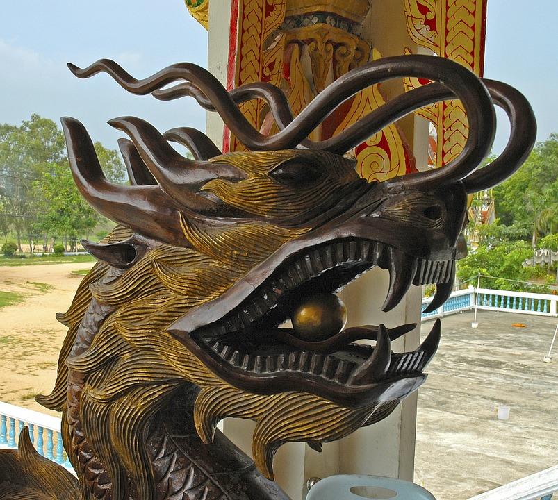 Kepala Naga Kayu Foto Gratis Di Pixabay