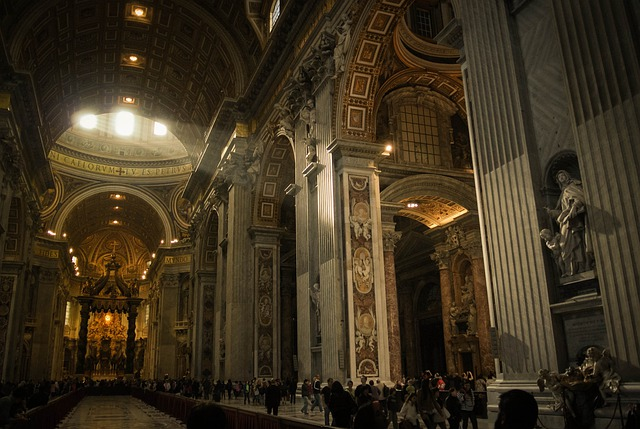 Vatican St Peter S Basilica Italy 183 Free Photo On Pixabay