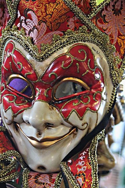 Free Photo Face Mask Mask Mardi Gras Parade Free