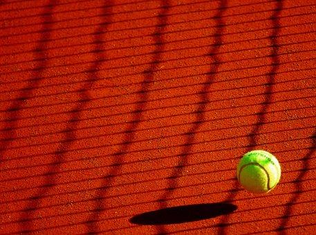 Tenis, Bola, Deporte, Amarillo