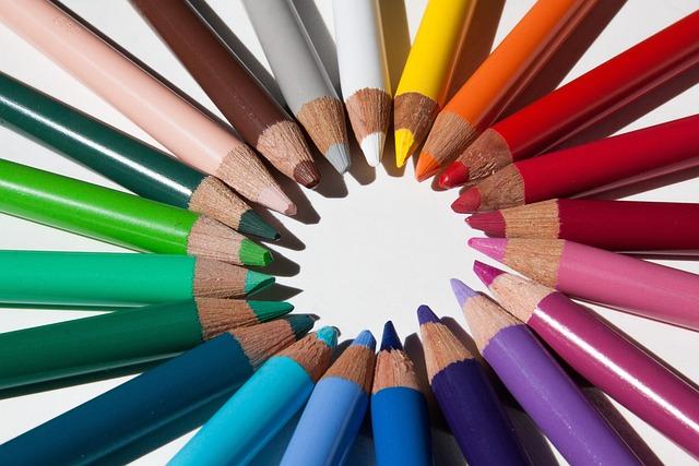 free photo  colored pencils  colour pencils - free image on pixabay