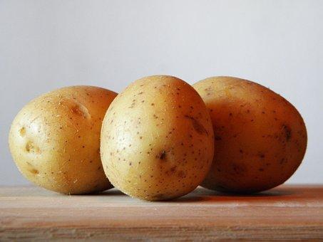 Potatoes, Potato, Food, Agriculture