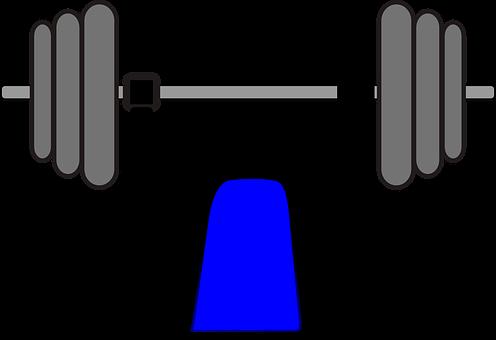 重量, 運動, ボディービル, 機器, ベンチプレス, 重量を持ち上げること