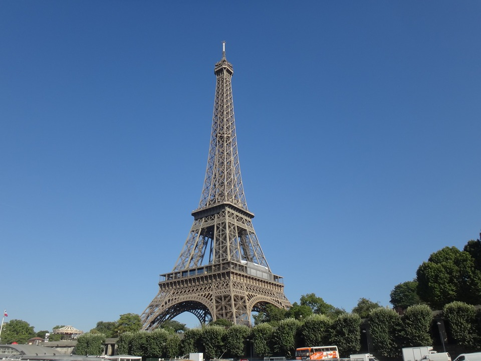 Photo gratuite paris tour eiffel france ciel image - Image de tour eiffel ...