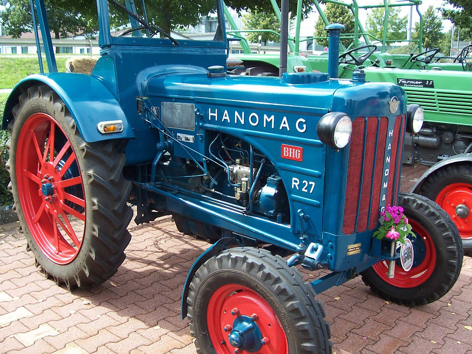 Trattore Oldtimer Hanomag Macchine 183 Foto Gratis Su Pixabay