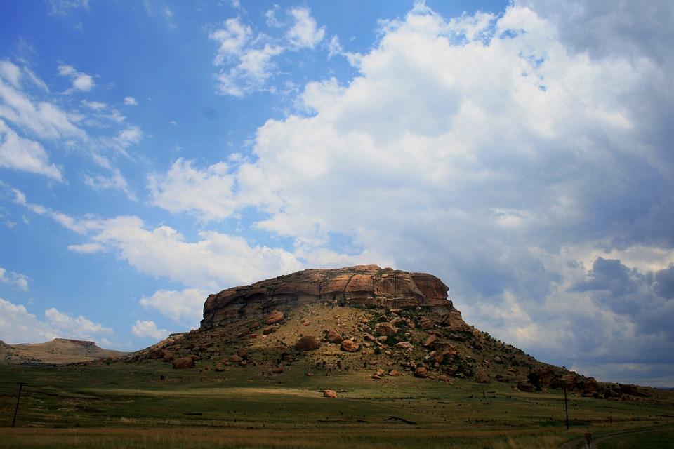 Free Photo Mountain Butte Rocky Flat Top Free Image
