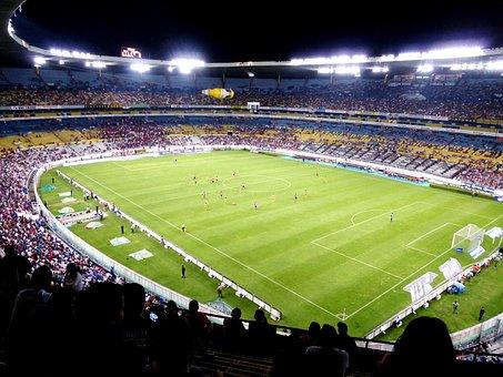 Stadium, Football, Olympic Stadium