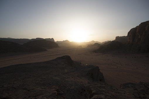 Jordan, Wadi Rum, Holiday, Middle East