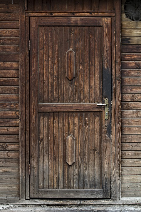 Free Photo Door Texture Wood Old Door Free Image On