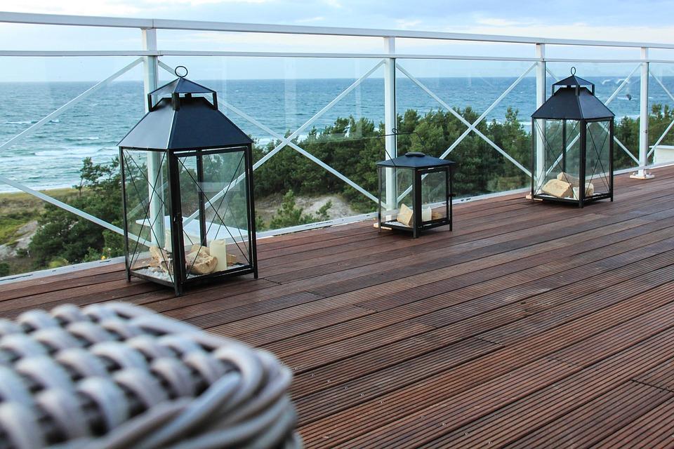 photo gratuite lanterne terrasse mer baltique image gratuite sur pixabay 182235. Black Bedroom Furniture Sets. Home Design Ideas