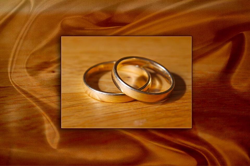 Ringe Hochzeit Herbst Kostenloses Bild Auf Pixabay