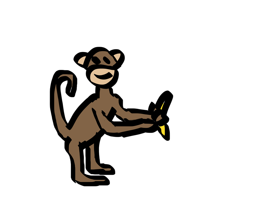 Unduh 6400  Gambar Animasi Lucu Pisang HD Paling Keren